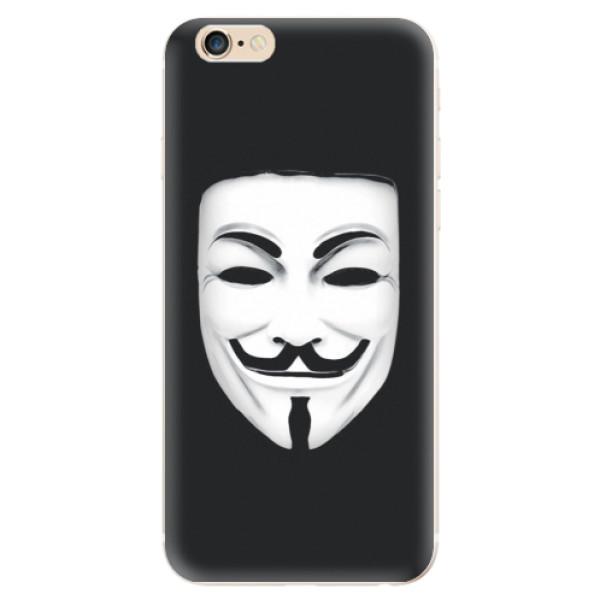 Odolné silikónové puzdro iSaprio - Vendeta - iPhone 6/6S