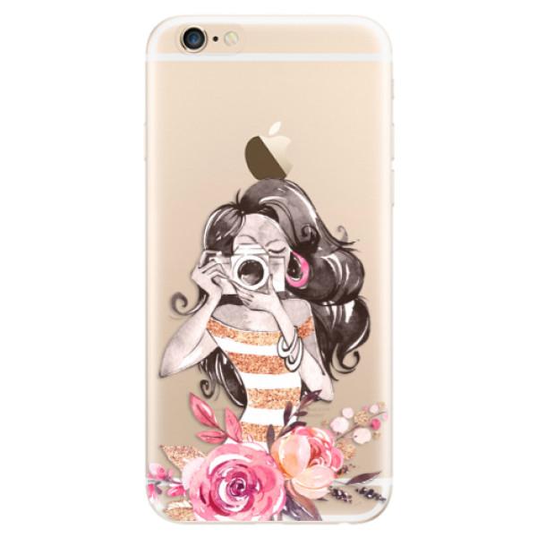 Odolné silikónové puzdro iSaprio - Charming - iPhone 6/6S