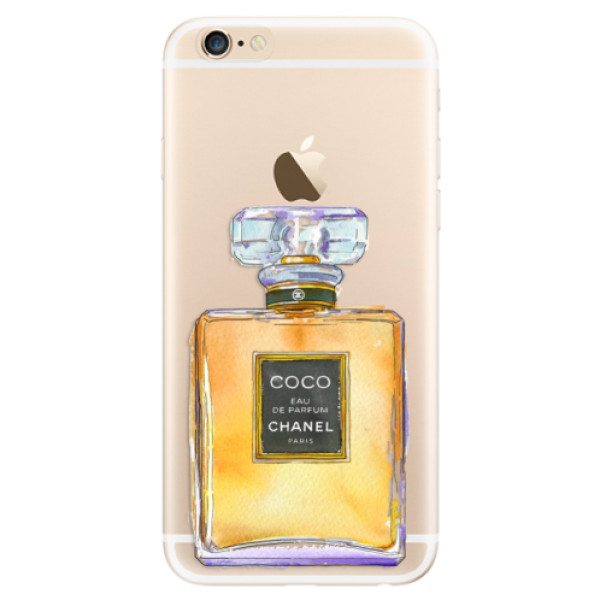 Odolné silikónové puzdro iSaprio - Chanel Gold - iPhone 6/6S