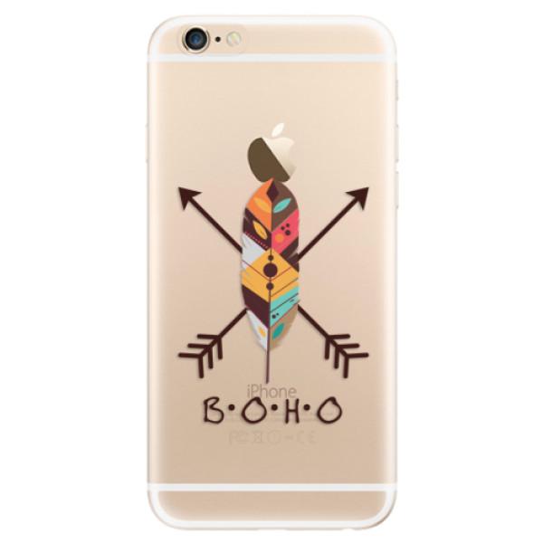 Odolné silikónové puzdro iSaprio - BOHO - iPhone 6/6S