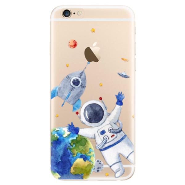 Odolné silikónové puzdro iSaprio - Space 05 - iPhone 6/6S