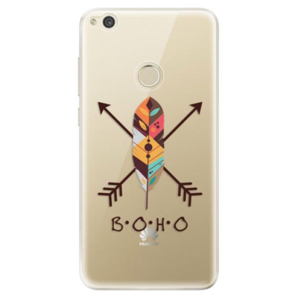 Odolné silikónové puzdro iSaprio - BOHO - Huawei P9 Lite 2017