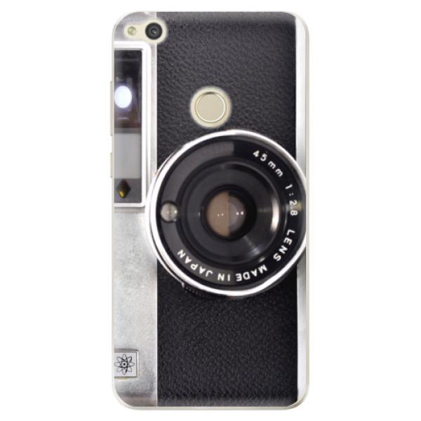 Odolné silikónové puzdro iSaprio - Vintage Camera 01 - Huawei P9 Lite 2017
