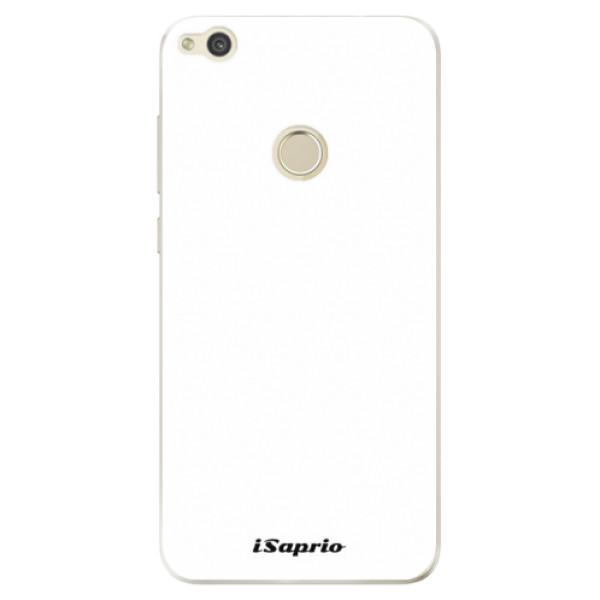 Odolné silikónové puzdro iSaprio - 4Pure - bílý - Huawei P9 Lite 2017