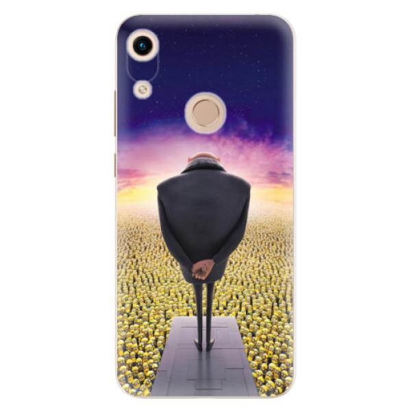 Odolné silikónové puzdro iSaprio - Gru - Huawei Honor 8A