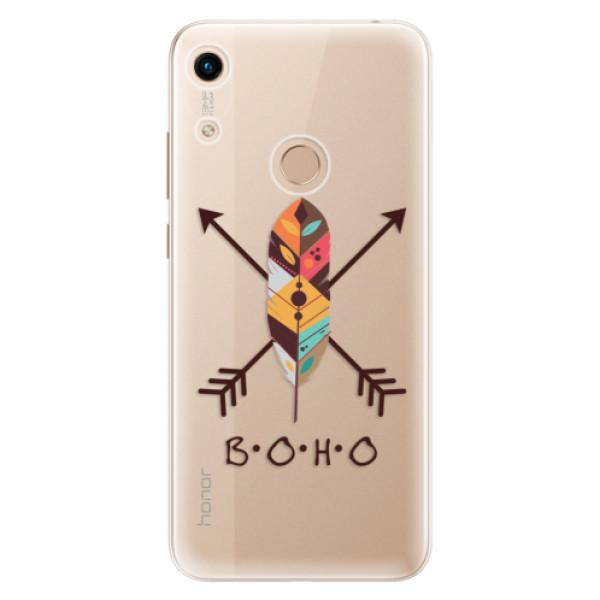 Odolné silikónové puzdro iSaprio - BOHO - Huawei Honor 8A