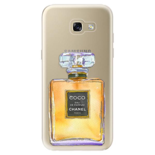 Odolné silikónové puzdro iSaprio - Chanel Gold - Samsung Galaxy A5 2017