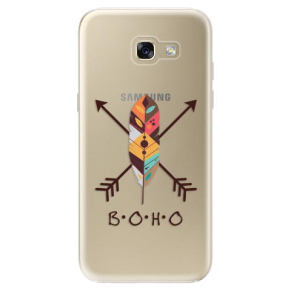 Odolné silikónové puzdro iSaprio - BOHO - Samsung Galaxy A5 2017
