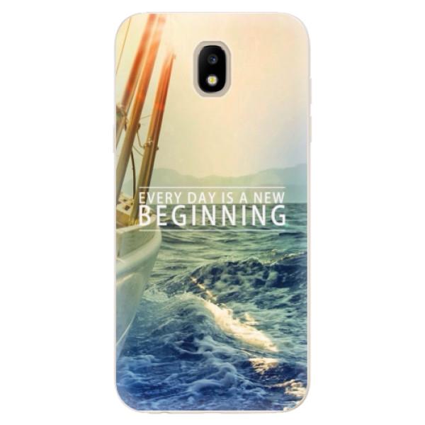 Odolné silikónové puzdro iSaprio - Beginning - Samsung Galaxy J5 2017