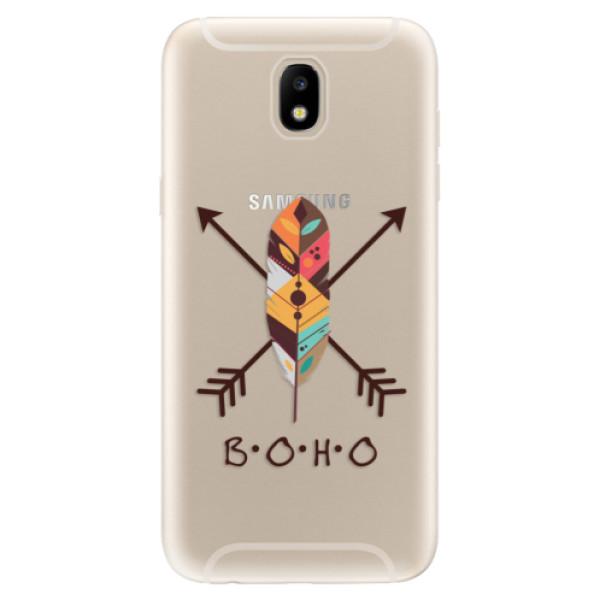 Odolné silikónové puzdro iSaprio - BOHO - Samsung Galaxy J5 2017