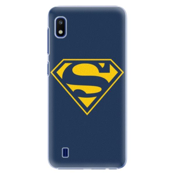 Plastové puzdro iSaprio - Superman 03 - Samsung Galaxy A10