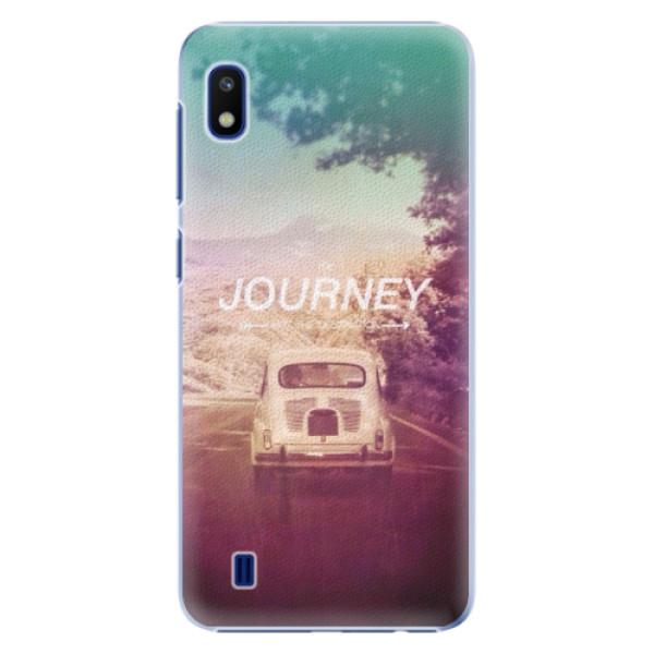 Plastové puzdro iSaprio - Journey - Samsung Galaxy A10