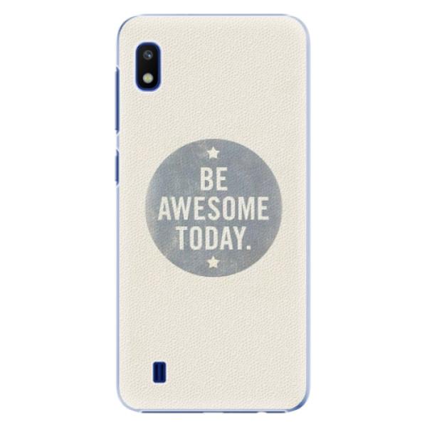Plastové puzdro iSaprio - Awesome 02 - Samsung Galaxy A10