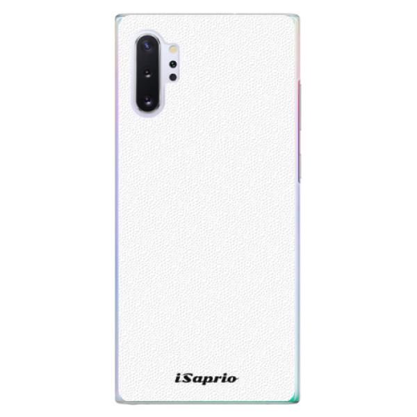 Plastové puzdro iSaprio - 4Pure - bílý - Samsung Galaxy Note 10+