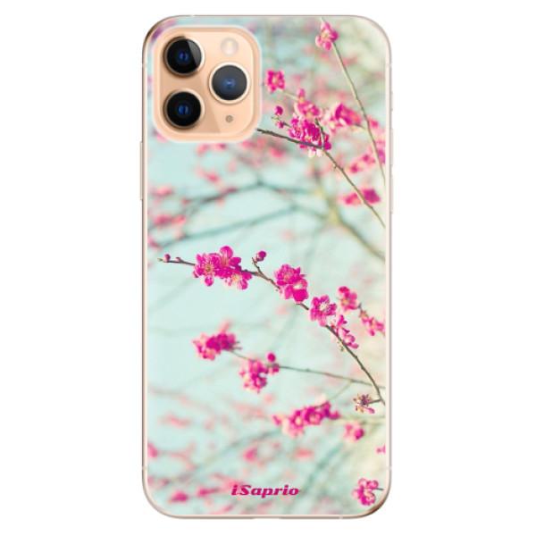 Odolné silikónové puzdro iSaprio - Blossom 01 - iPhone 11 Pro