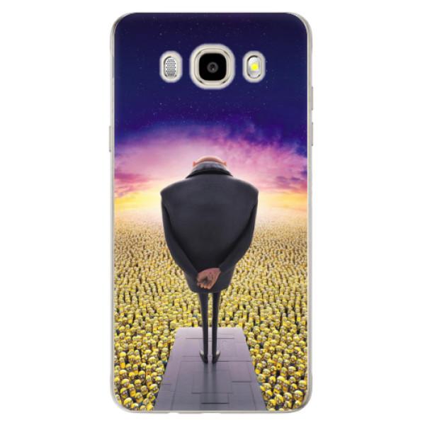 Odolné silikónové puzdro iSaprio - Gru - Samsung Galaxy J5 2016