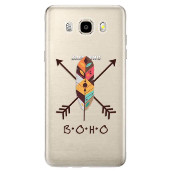 Odolné silikónové puzdro iSaprio - BOHO - Samsung Galaxy J5 2016
