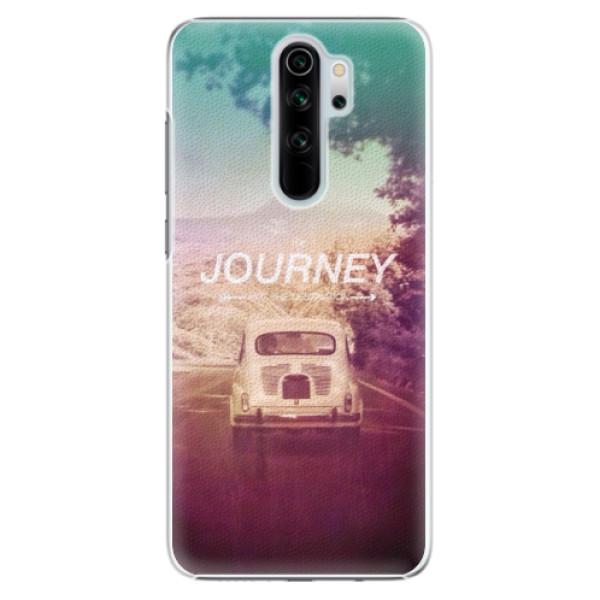 Plastové puzdro iSaprio - Journey - Xiaomi Redmi Note 8 Pro