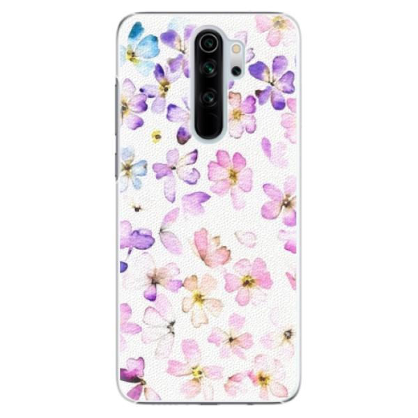 Plastové puzdro iSaprio - Wildflowers - Xiaomi Redmi Note 8 Pro