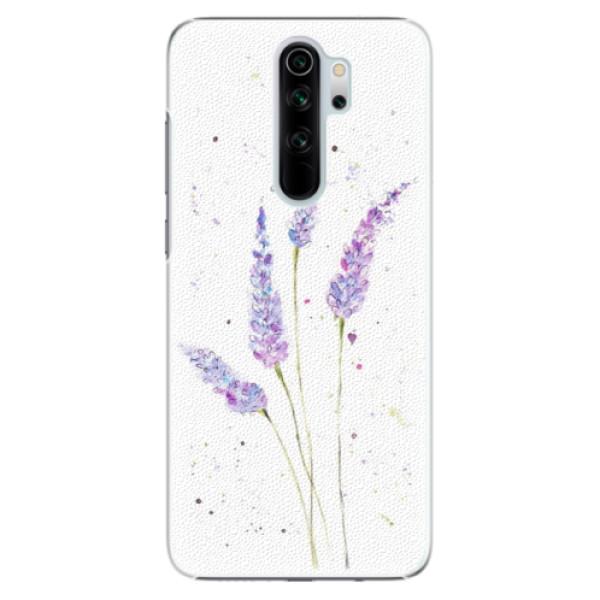 Plastové puzdro iSaprio - Lavender - Xiaomi Redmi Note 8 Pro
