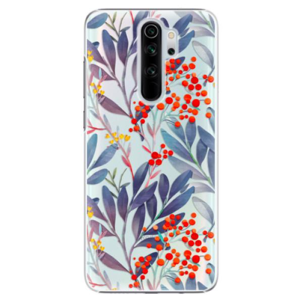 Plastové puzdro iSaprio - Rowanberry - Xiaomi Redmi Note 8 Pro