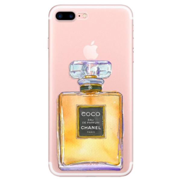 Odolné silikónové puzdro iSaprio - Chanel Gold - iPhone 7 Plus