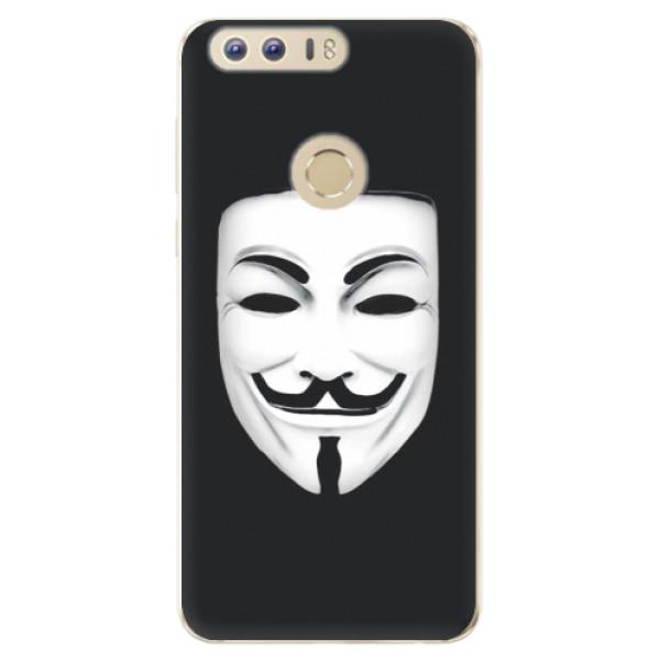 Odolné silikónové puzdro iSaprio - Vendeta - Huawei Honor 8