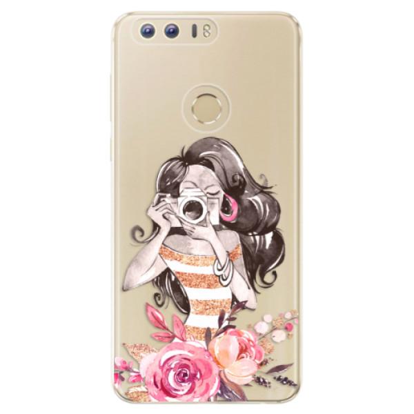 Odolné silikónové puzdro iSaprio - Charming - Huawei Honor 8