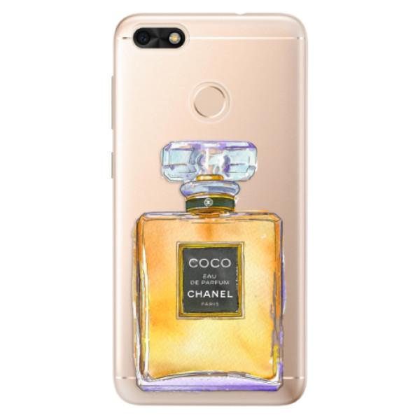 Odolné silikónové puzdro iSaprio - Chanel Gold - Huawei P9 Lite Mini