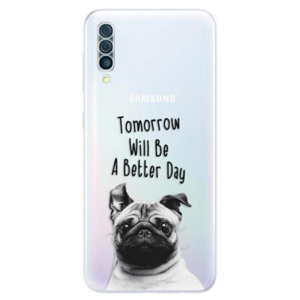 Odolné silikónové puzdro iSaprio - Better Day 01 - Samsung Galaxy A50