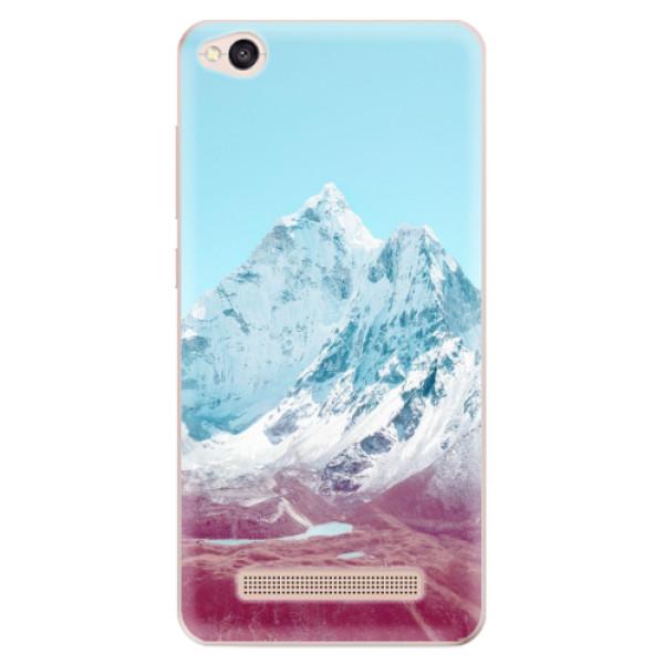 Odolné silikónové puzdro iSaprio - Highest Mountains 01 - Xiaomi Redmi 4A