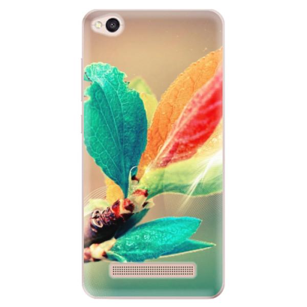 Odolné silikónové puzdro iSaprio - Autumn 02 - Xiaomi Redmi 4A