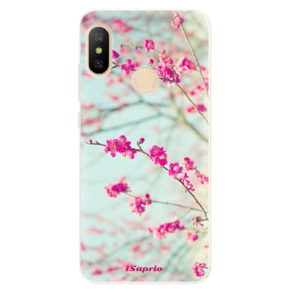 Odolné silikónové puzdro iSaprio - Blossom 01 - Xiaomi Mi A2 Lite