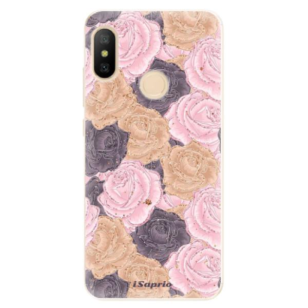 Odolné silikónové puzdro iSaprio - Roses 03 - Xiaomi Mi A2 Lite