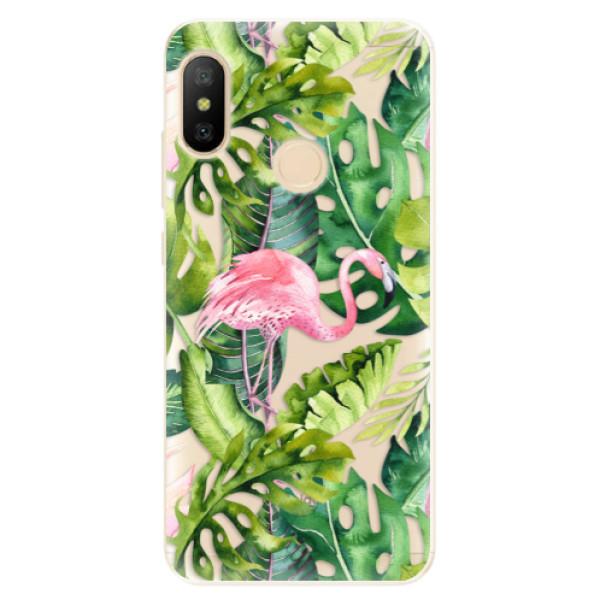 Odolné silikónové puzdro iSaprio - Jungle 02 - Xiaomi Mi A2 Lite