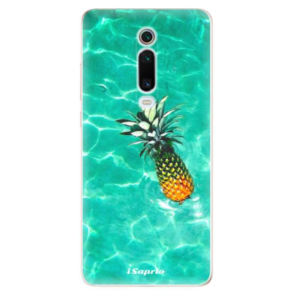 Odolné silikónové puzdro iSaprio - Pineapple 10 - Xiaomi Mi 9T Pro