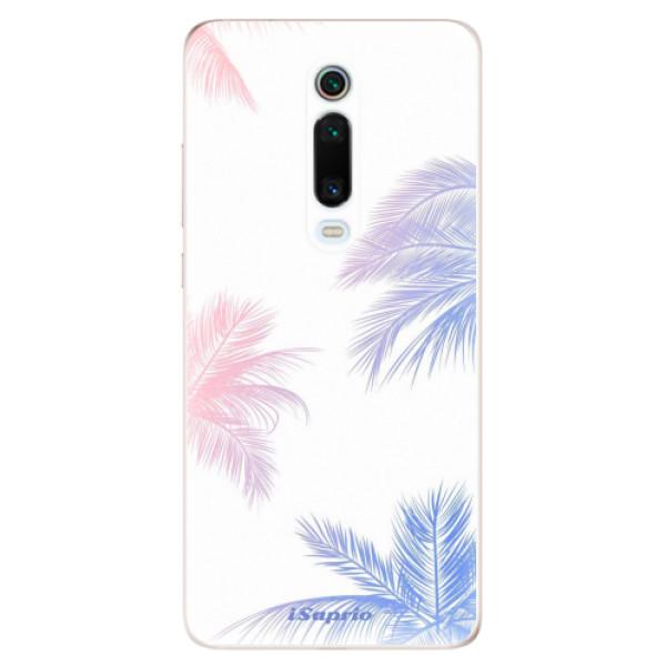 Odolné silikónové puzdro iSaprio - Digital Palms 10 - Xiaomi Mi 9T Pro