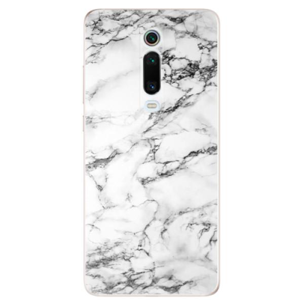 Odolné silikónové puzdro iSaprio - White Marble 01 - Xiaomi Mi 9T Pro