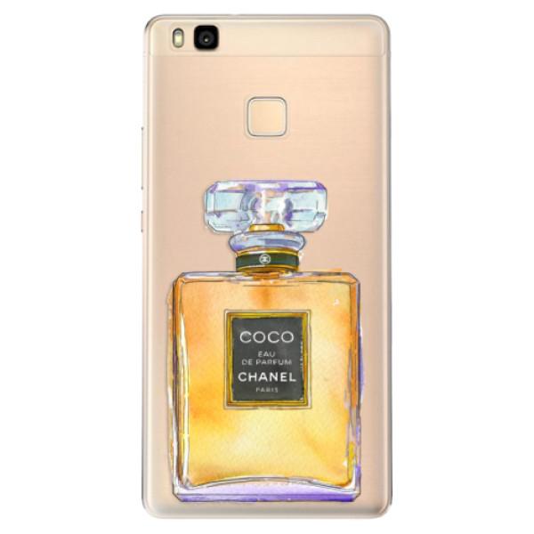 Odolné silikónové puzdro iSaprio - Chanel Gold - Huawei Ascend P9 Lite
