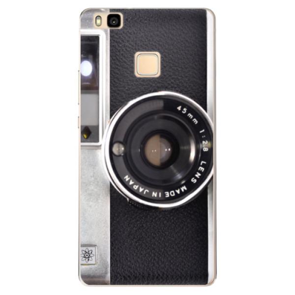Odolné silikónové puzdro iSaprio - Vintage Camera 01 - Huawei Ascend P9 Lite