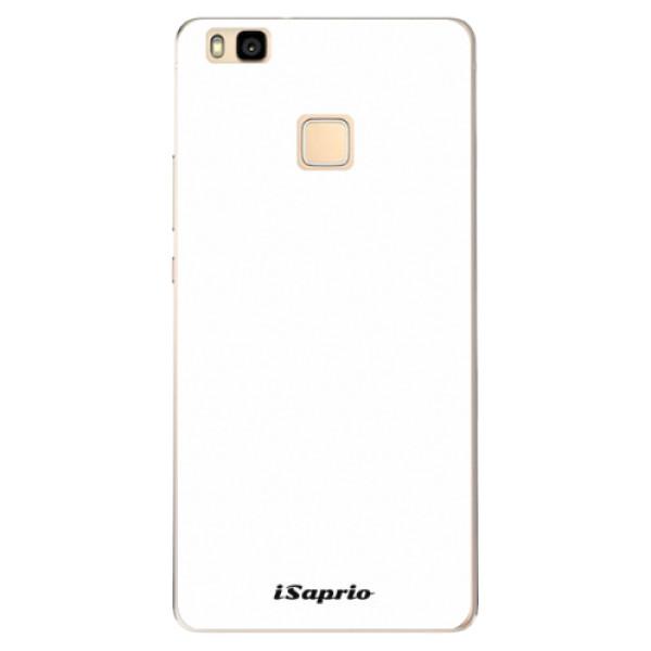 Odolné silikónové puzdro iSaprio - 4Pure - bílý - Huawei Ascend P9 Lite