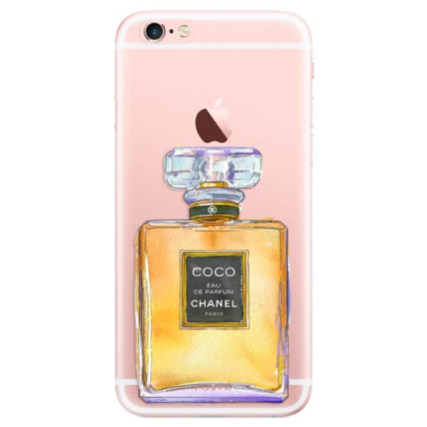 Odolné silikónové puzdro iSaprio - Chanel Gold - iPhone 6 Plus/6S Plus