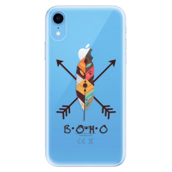 Odolné silikónové puzdro iSaprio - BOHO - iPhone XR