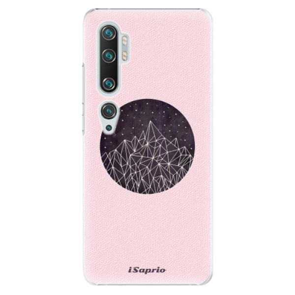 Plastové puzdro iSaprio - Digital Mountains 10 - Xiaomi Mi Note 10 / Note 10 Pro