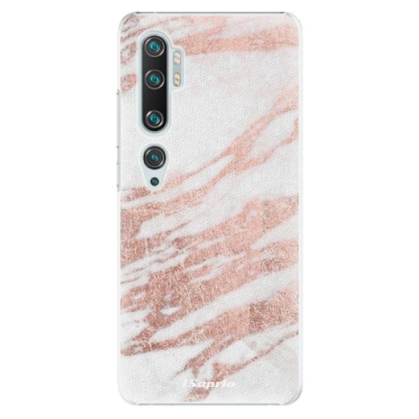 Plastové puzdro iSaprio - RoseGold 10 - Xiaomi Mi Note 10 / Note 10 Pro