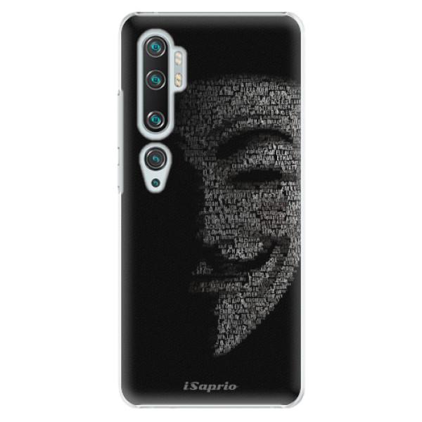 Plastové puzdro iSaprio - Vendeta 10 - Xiaomi Mi Note 10 / Note 10 Pro