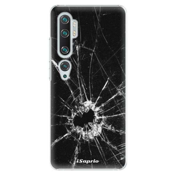 Plastové puzdro iSaprio - Broken Glass 10 - Xiaomi Mi Note 10 / Note 10 Pro