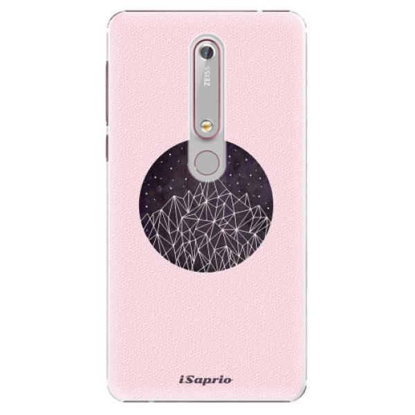 Plastové puzdro iSaprio - Digital Mountains 10 - Nokia 6.1
