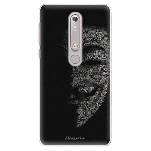 Plastové puzdro iSaprio - Vendeta 10 - Nokia 6.1