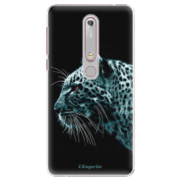 Plastové puzdro iSaprio - Leopard 10 - Nokia 6.1
